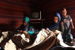 Action 2014 Refugee camp Bojador Western Sahara