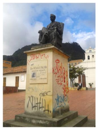 Monument - Ricardo Palma
